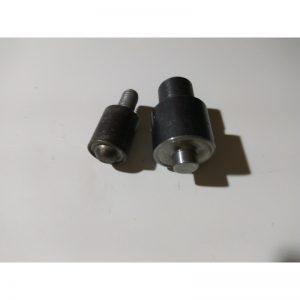 Końcówki do montażu nap /zatrzaskówKońcówka do wykonania oczek 8 mm
