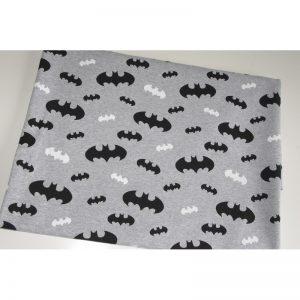 Dzianina dresowa pętelka Batman
