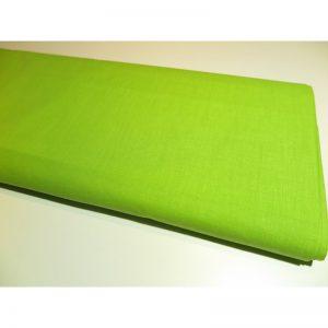 Tkanina bawełna 135g ZIELONE JABŁUSZKO
