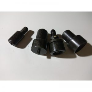 Końcówki do montażu nap /zatrzasków napa / zatrzask typu standard 15mm