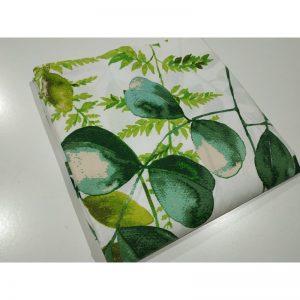 Tkanina bawełna 135g Liście